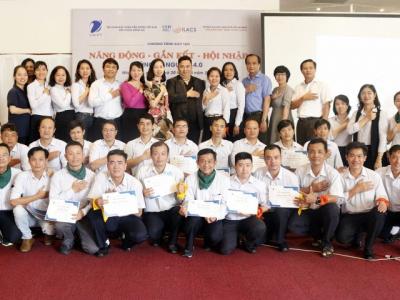 """VNPT Đồng Nai và Chương trình đào tạo: """"Năng động – Gắn kết – Hội nhập trong kỷ nguyên 4.0"""" tại Nha Trang"""